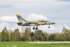 Aero- L-39 Albatros Imagen de archivo libre de regalías