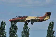 Aero- L29 Delfin (delfín) Imágenes de archivo libres de regalías