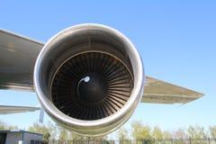 Aero- motor Imagen de archivo libre de regalías