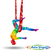 Aero Yoga Stock Images