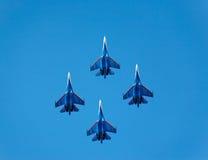aerobatic группа Стоковые Изображения