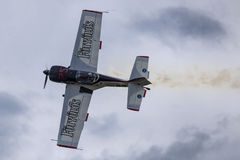 Aerobatic aircraft Royalty Free Stock Image