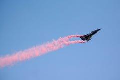 Aerobatic aircraft Royalty Free Stock Images