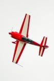Aerobatic Erscheinen durch Les Z. Vorosmarthy Lizenzfreie Stockbilder
