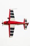 Aerobatic Erscheinen durch Les Z. Vorosmarthy Stockbilder