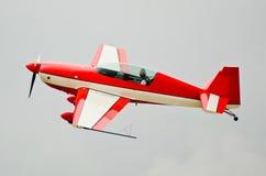 Aerobatic Erscheinen durch Les Z. Vorosmarthy Lizenzfreie Stockfotografie