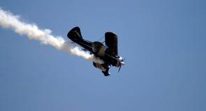 aerobatic hebluję Zdjęcia Stock