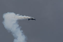 Aerobatic kapacitet Royaltyfria Foton