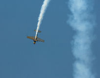 Aerobatic plane Stock Photography