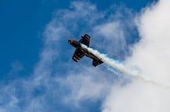 Aerobatic plane Stock Images