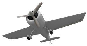 Aerobatic samolot Obrazy Stock