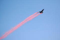 Aerobatic samolot Fotografia Stock
