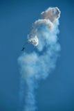 Aerobatic samolot Zdjęcie Stock