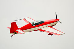Aerobatic Show by Les Z. Vorosmarthy Royalty Free Stock Photos
