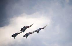 Aerobatic Team Stockfotos