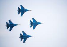 Aerobatic Team Lizenzfreie Stockbilder