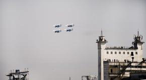 Aerobatic Team Lizenzfreies Stockfoto
