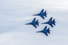 Aerobatic Team Stockfotos