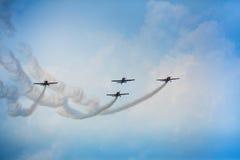 Langkawi-internationale See- u. Luftfahrtausstellung Stockbilder