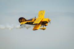 Aerobatic Team Triglyzerids Stockbilder