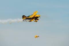 Aerobatic Team Triglyzerids Lizenzfreies Stockfoto