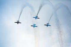 Langkawi-internationale See- u. Luftfahrtausstellung Stockfotos