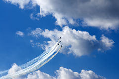 Aerobatics Stock Photos