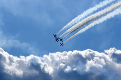Aerobatics Stock Images