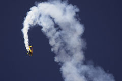 Aerobatics obrazy stock