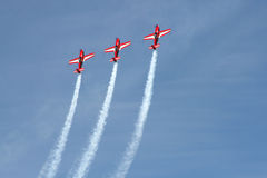 Aerobatics Royalty Free Stock Images