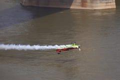 Aerobatics przedstawienie Obrazy Royalty Free