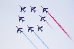 Aerobatics Royalty Free Stock Image