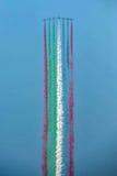 Aerobaticvliegtuigen Royalty-vrije Stock Afbeelding