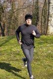Aerobic Training Stock Photography