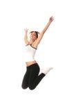 Aerobics Stockbild