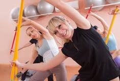Aerobics Foto de Stock Royalty Free