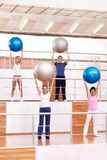 Aerobics Stock Photos