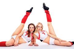 Aerobics Royalty Free Stock Images