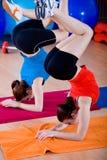 Aerobics 3 Stock Image