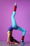 Aerobics Lizenzfreie Stockfotografie
