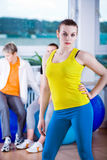 Aerobics Stock Photography