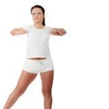 aerobik obraz stock