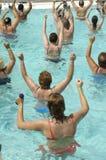 aerobowe wody Obraz Royalty Free