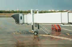 Aerobridge Lizenzfreies Stockbild