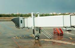 Aerobridge Lizenzfreie Stockfotografie