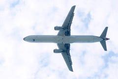 Aerobus Stockfotografie