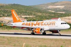 Aerobus A320-214 Obraz Royalty Free