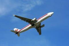 Aerobus A330-300 Thaiairway Fotografia Royalty Free