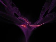 Aerodynamischer Twisterhintergrund Stockfotografie