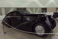 Aerodynamisches Coupé Rolls-Royce Phantoms I Stockfotos
